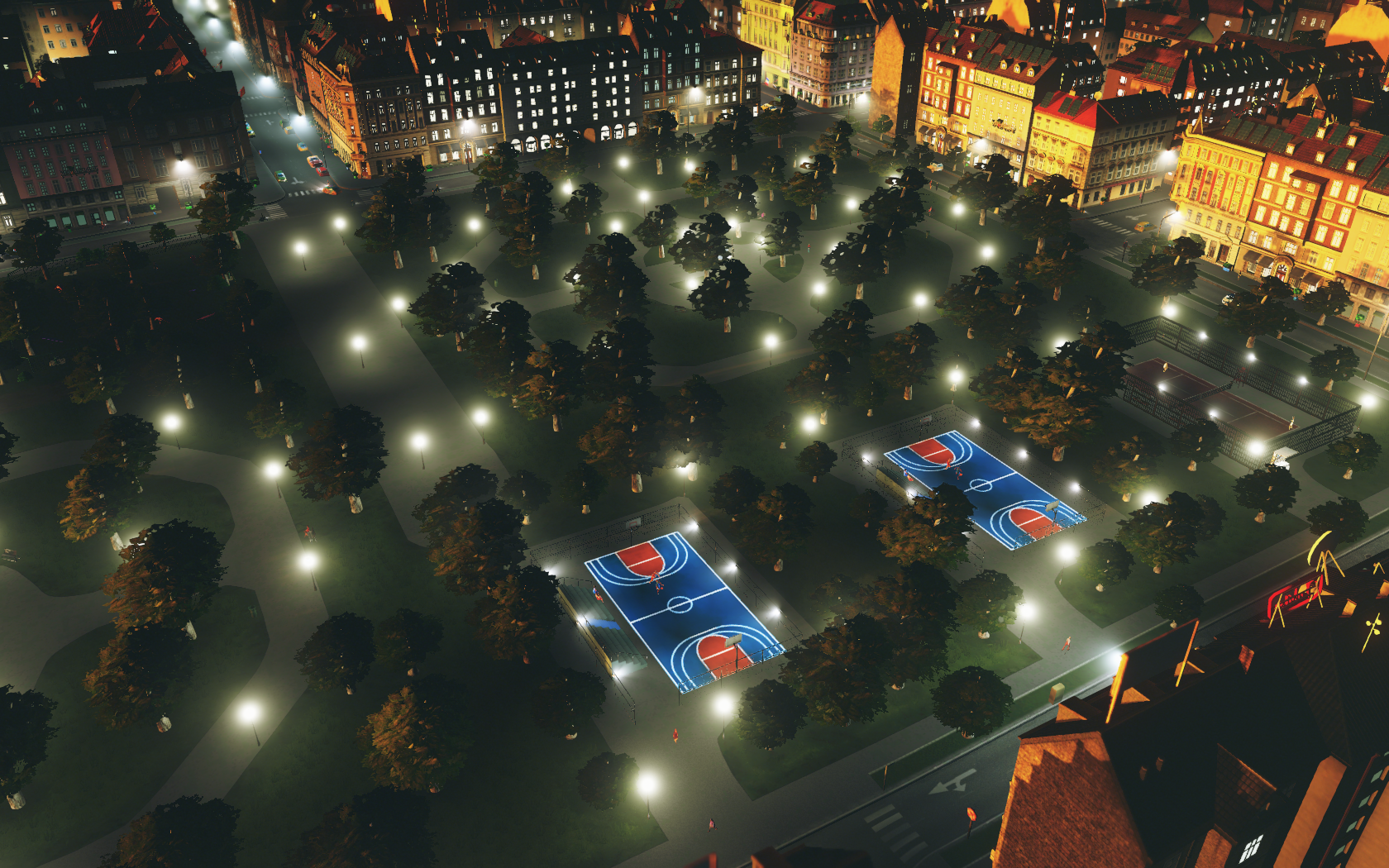 the best of the DLC: basket